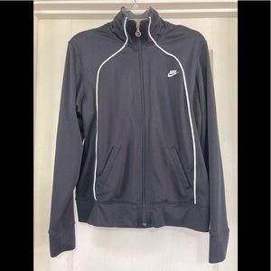 Nike Track Jacket Turtleneck Full Zip Women's